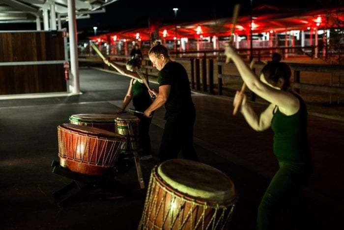 Drum Ensemble